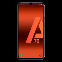 Test Labo du Samsung Galaxy A70 : un bel écran et une autonomie longue durée