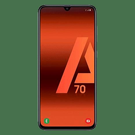 test Samsung Galaxy A70