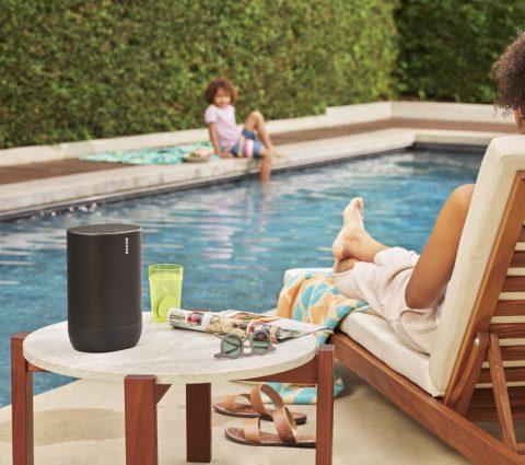 IFA 2019 – Sonos Move, la première enceinte Bluetooth de la marque américaine