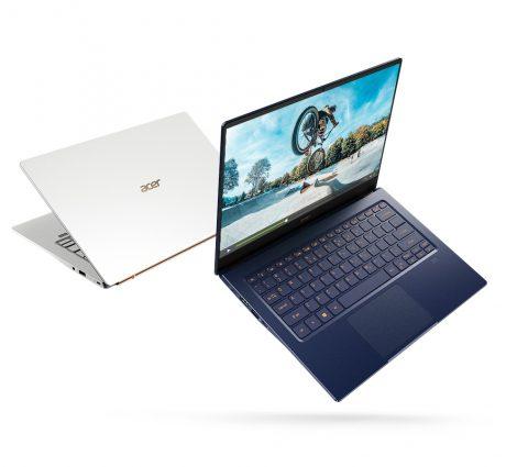 IFA 2019 – Acer dévoile son nouveau Swift 5 et met à jour son Swift 3