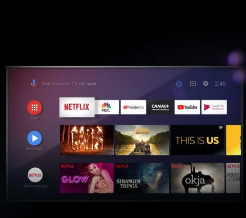 Google ferait pression sur les fabricants de TV pour imposer Android