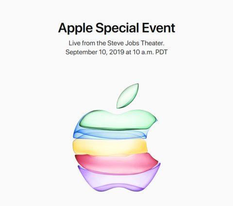 Nouveaux iPhone : comment suivre la keynote d'Apple ?