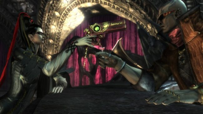 Bayonetta / PlatinumGames