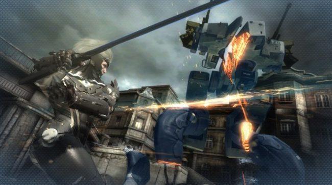 Metal Gear Rising : Revengeance / PlatinumGames