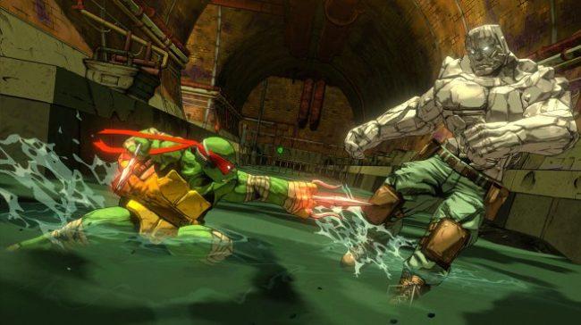 Teenage Mutant Ninja Turtles : Des Mutants à Manhattan / PlatinumGames