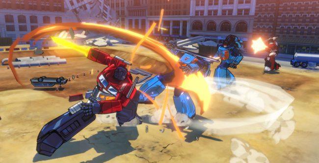 Transformers : Devastation / PlatinumGames
