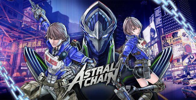 Astral Chain / PlatinumGames