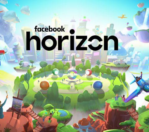 Facebook Horizon : un réseau social en réalité virtuelle pour 2020