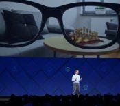 Facebook F8 lunettes