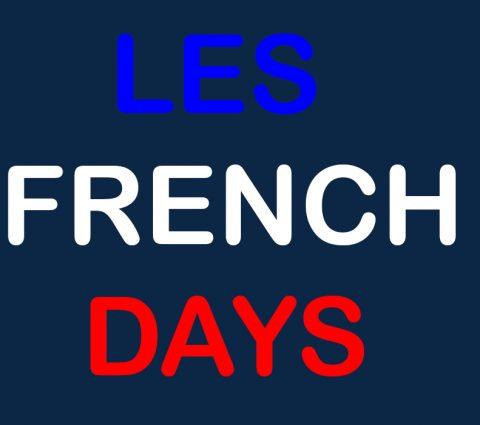 Les French Days sont de retour le 27 septembre