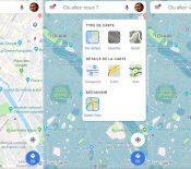 Google Maps se dote d'un calque Street View sur Android