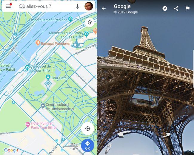 Google Maps & Street View