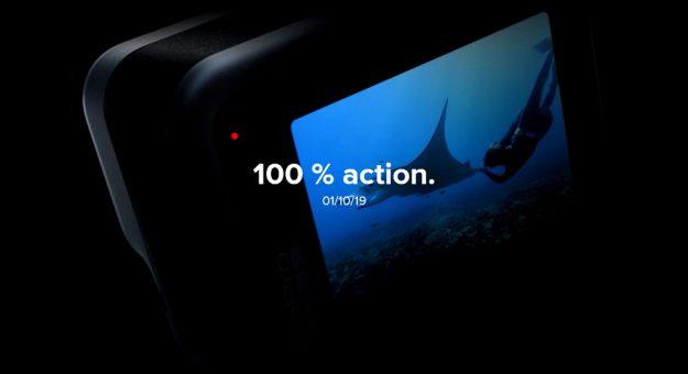 Hero8 : GoPro va dévoiler ses nouvelles caméras d'action le 1er octobre