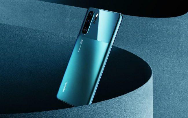 Huawei P30 Pro bleu