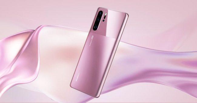 Huawei P30 Pro rose