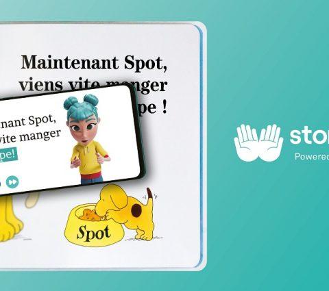 StorySign : l'application d'aide à la lecture pour les enfants sourds débarque sur iOS