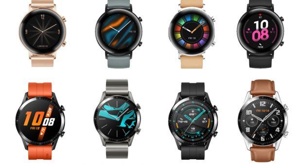 Huawei Watch GT 2 : une nouvelle montre connectée endurante