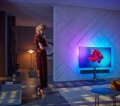 IFA 2019 – Philips TV annonce les OLED+934 et OLED+984, avec le son Bowers & Wilkins en prime