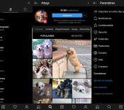 Instagram teste enfin un mode sombre pour Android