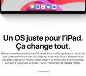 iOS 13.1 et iPadOS seront disponibles dès le 24 septembre