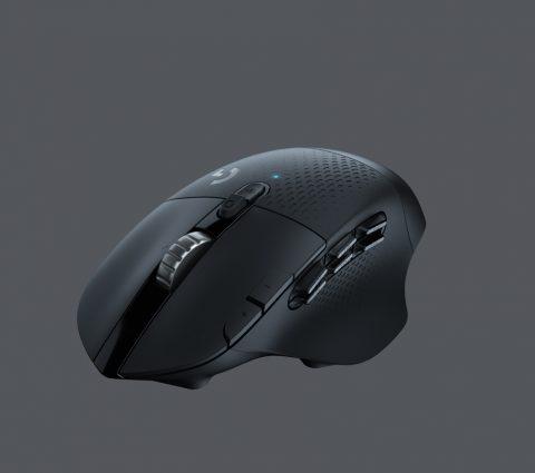 Logitech G604 : une nouvelle souris gaming sous la barre des 100 euros