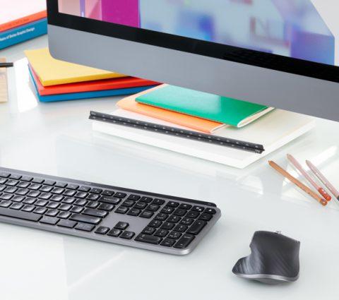 Logitech dévoile la souris MX Master 3 et le clavier MX Keys