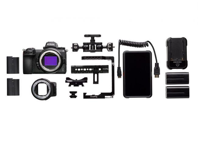 Kit Nikon Z6 video