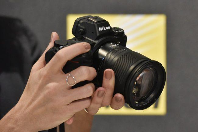 Le stand Nikon dans le Halle 2.2 au Photokina 2018 © Photokina/Nikon