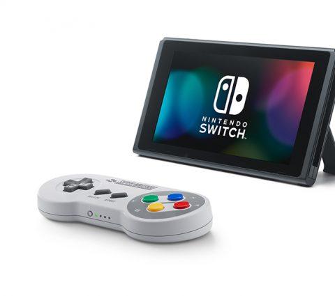 Les jeux SNES arrivent demain dans l'abonnement Nintendo Switch Online