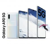 Samsung officialise son Galaxy A90 5G avec Snapdragon 855