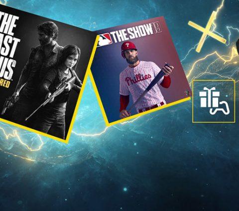 PlayStation Plus : les jeux gratuits du mois d'octobre
