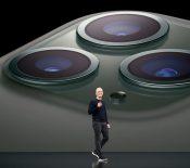 Apple investit 250 millions de dollars dans le fabricant de verre Corning