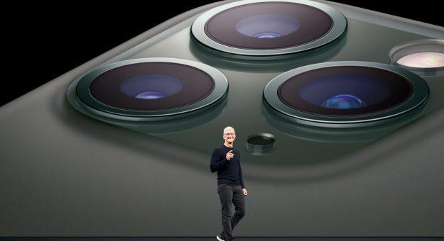 Tim Cook keynote iPhone