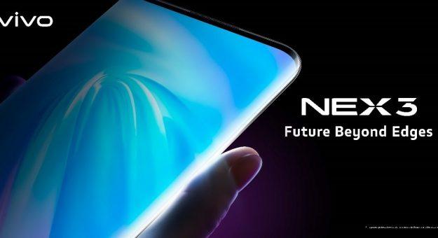Nex 3 : Vivo officialise son smartphone à écran intégral