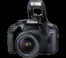 Test Labo du Canon EOS 4000D (18-55 mm) : le reflex du grand débutant