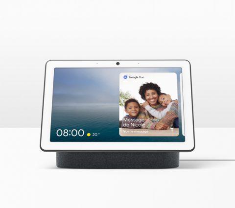 Google Nest Hub Max : l'écran connecté de 10 pouces est officiel
