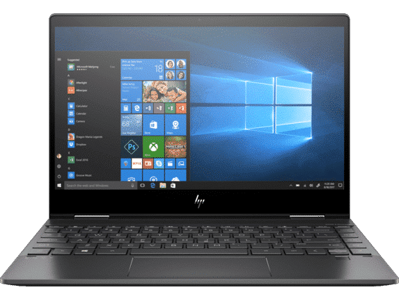 test HP Envy x360 Convertible 13-ag0003nf
