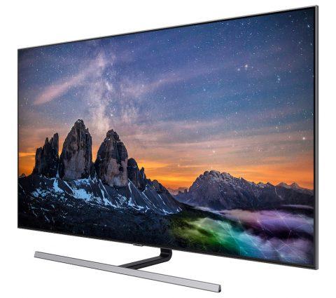 Bon Plan – le TV QLED Samsung QE55Q80R à 1199 €au lieu de 1499 €