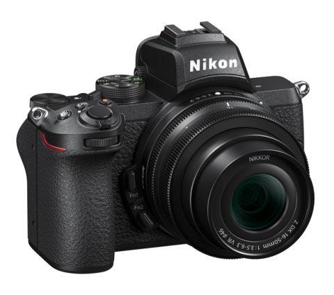 Nikon Z50 : l'hybride à capteur APS-C de la gamme Z arrive en France