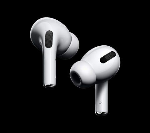 AirPods Pro : Apple présente ses premiers écouteurs à réduction de bruit active