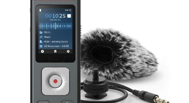 Philips dévoile sa nouvelle gamme d'enregistreurs audio VoiceTracer