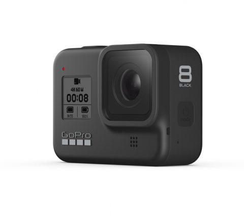 Hero8 Black et Max (360°) : GoPro présente ses nouvelles caméras