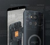 Exodus 1s : HTC officialise son smartphone blockchain d'entrée de gamme