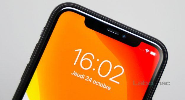 iPhone 2020 : le smartphone d'Apple pourrait dire adieu à l'encoche