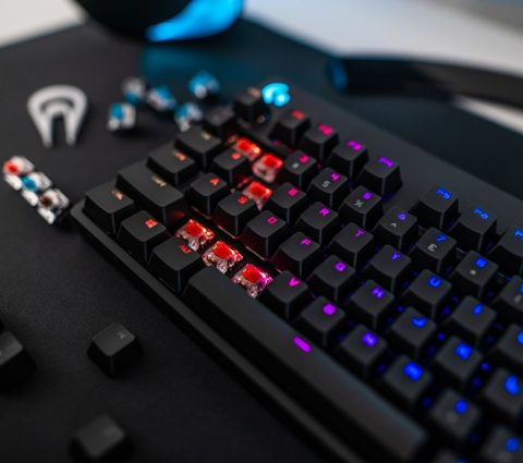 Logitech G Pro X : un clavier gaming à interrupteurs interchangeables