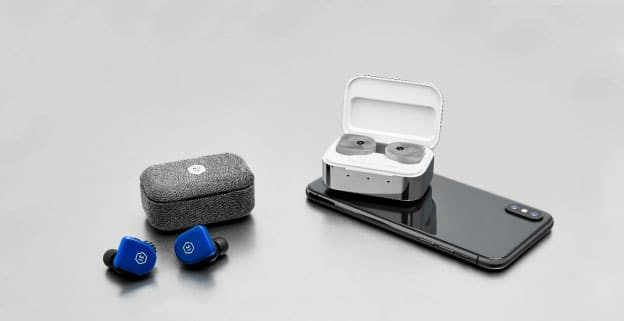 Master & Dynamic lance ses écouteurs true wireless MW07 GO et PLUS