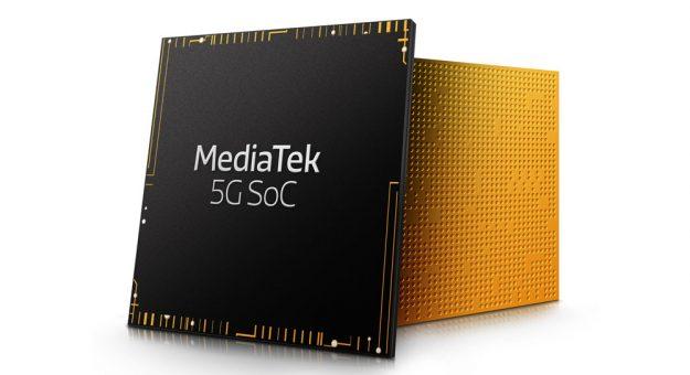 MediaTek compte faire baisserles prix des smartphones 5G