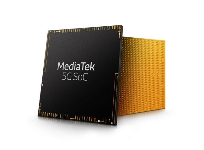 MediaTek SoC 5G