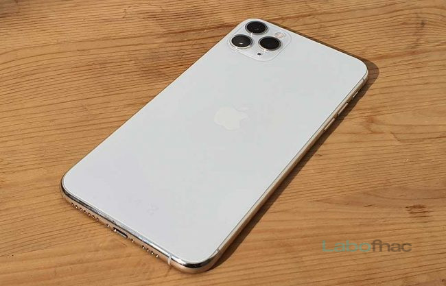 Test iPhone 11 Pro Max