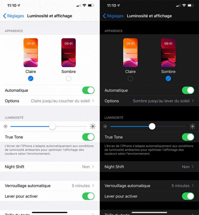 Test iPhone 11 Pro Max